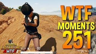 PUBG Daily Funny WTF Moments Highlights Ep 251