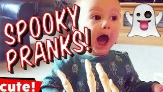Best Halloween Prank Ever | Funny Kids Videos