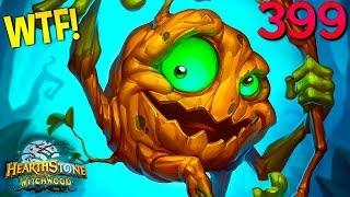 Hearthstone Daily WTF Funny Moments 399! Lucky and Epic Plays!
