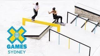 Skateboarding Highlight | X Games Sydney 2018