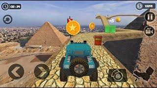 IMPOSSIBLE HILL CAR DRIVE GAME 2019 #Sports Car Games To Play #Car Games #Games For Kids