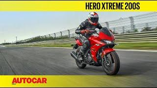 Hero Xtreme 200S | First Ride Review | Autocar India