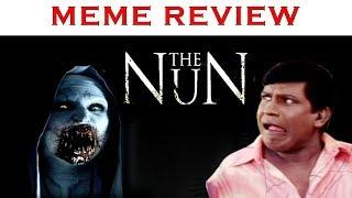 The Nun Tamil Movie Meme Review   Madras Prank