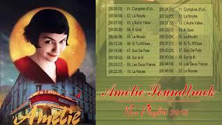 Amélie Poulain Soundtrack Playlist || Amelie Full Soundtrack Album || Amélie Music