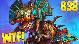 HEARTHSTONE Best Daily FUNNY and WTF Moments 638!