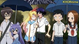"KAWAII ""LOVE UMBRELLA"" COUPLES | Funny & Cute Anime Compilation | 最も可愛いアニメシーン集"