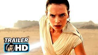 STAR WARS: THE RISE OF SKYWALKER Trailer #1 (2019) Disney