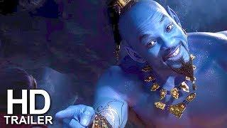 ALADDIN Official Trailer #3 (2019) Will Smith, Disney Movie HD
