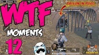 PUBG Mobile WTF | Funny Epic Moments Episode 12