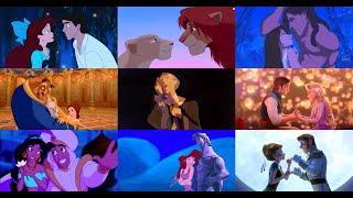 Soundtracks en español latino: Amor o deseo (Disney 1989-2016)