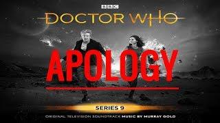 Doctor Who: Series 9 Soundtrack Leak - Apology/Update