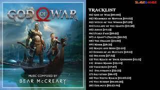 God of War (2018) - Full Original Soundtrack & Tracklist [OST]