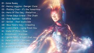 Captain Marvel Sound Track Movie - Captain Marvel OST Full Album Official