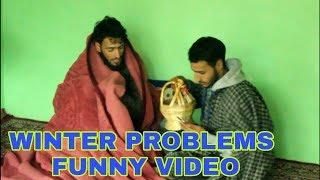 Winter Problems Funny Video by kashmiri rounders
