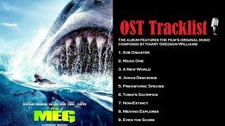 The Meg Soundtrack | OST Tracklist