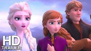 FROZEN 2 Official Trailer (2019) Disney Movie HD