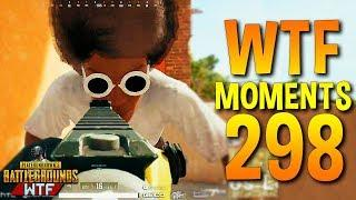 PUBG Daily Funny WTF Moments Highlights Ep 298