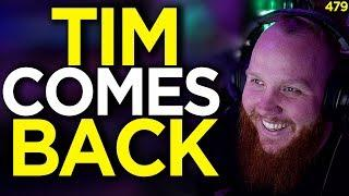 TimTheTatMan Tells The Truth About Overwatch - Overwatch Funny Moments 479
