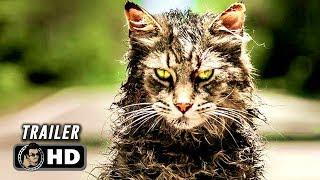 PET SEMATARY Trailer #1 (2019) Horror Movie