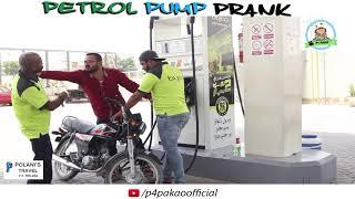 | Petrol Pump Prank | By Nadir Ali & Asim Sanata In | P4 Pakao | 2018