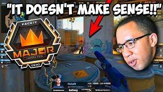 CHEATS On LAN!?  DOSIA - X GOD - HOT SNEEZ :D FACEIT MAJOR FUNNY MOMENTS - Twitch Recap 416