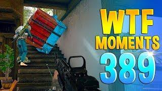 PUBG Daily Funny WTF Moments Highlights Ep 389