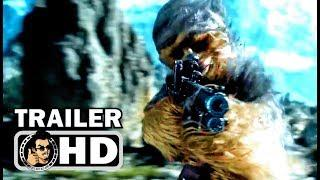 """HAN SOLO: A STAR WAR STORY """"Chewie Train Chase"""" Commercial Trailer (2018) Sci-Fi Movie HD"""