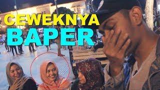 CEWEK SAMPAI BAPER !! GOMBALIN CEWEK GA KENAL PART 5 - PRANK INDONESIA