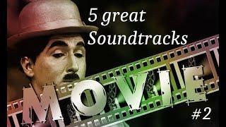 5 great Soundtracks on Piano #2