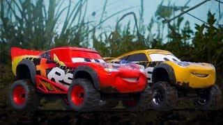 Racing Sports Network 'Extreme Racing With Lightning McQueen' Trailer (2019) Disney HD