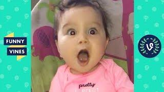 TRY NOT TO LAUGH - Epic KIDS FAILS & CUTE BABY Videos Compilation | Funny Vines August 2018