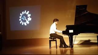 Film Müzikleri Piyano Resitali / Movie Soundtracks Piano Recital - Ahmet OĞUR