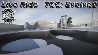 BMX Streets PIPE - TCC: Evolved - Live Ride