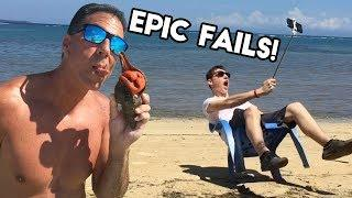 EPIC FAILS! | Try Not to Laugh Challenge | The Best Fails | Funny Fail Compilation April 2018
