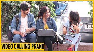 Double Meaning Video Call Prank | THF 2.0 | Simran Verma | Pranks In India