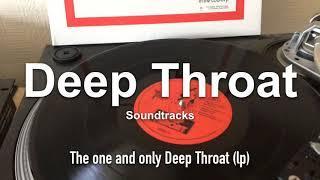 Listening to my LPs & 12s Deep Throat soundtracks
