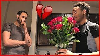 ANOTHER GUY BOUGHT ME FLOWERS PRANK ON BOYFRIEND