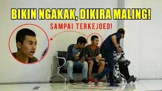 PRANK PURA PURA AMBIL BARANG ORANG GA DIKENAL - PRANK INDONESIA