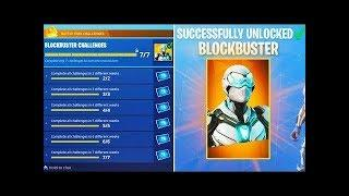 HAVE YOU UNLOCKED THE NEW BLOCKBUSTER SKIN YET!? (Fortnite Best Moments & Funny Fails)