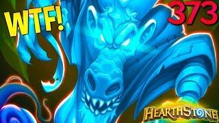 Hearthstone Daily WTF Moments 373! Funny, Lucky and Epic Plays!