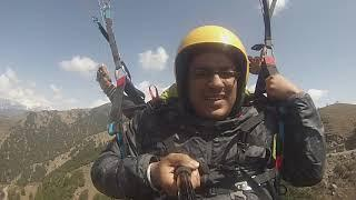 Paragliding Beer billing GoPro HD