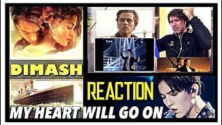 REACTION | DIMASH - My Heart Will Go On (Titanic Soundtrack) Hainan International Film Festival 2018
