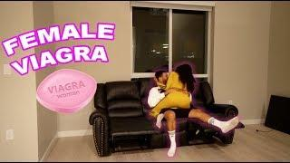 FEMALE V.I.A.G.R.A PRANK ON MY BLIND DATE!!! **SHE WENT CRAZY** | The Aqua Family