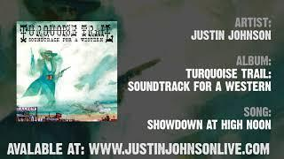 """""""SHOWDOWN AT HIGH NOON"""" by Justin Johnson 