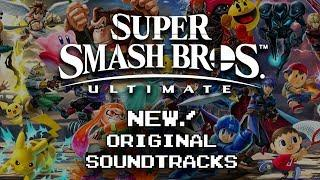 Super Smash Bros. Ultimate MUSIC | 24/7 Live Stream | Original Soundtracks | OST [VGS]