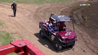 Jeremy Martin Muddy Creek Crash Moto 2 2018