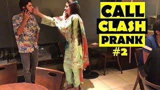 Epic - Call Clash Prank on Cute Girls Part 2 | LahoriFied | Pranks in Pakistan