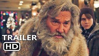 THE CHRISTMAS CHRONICLES Official Trailer (2018) Kurt Russell, Netflix Movie