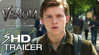 "VENOM Exclusive Trailer – ""Peter Parker"" (2018) Concept Tom Hardy Marvel Movie"