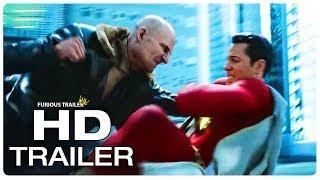 SHAZAM Trailer #2 Sneak Peek (NEW 2019) Superhero Movie HD